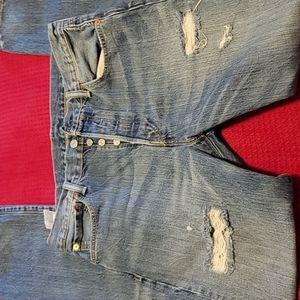 Men's Levi Jeans (read description please!)